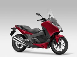 Honda Scooter mais 125cc