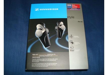 Auscultadores Wireless Sennheiser MXW1