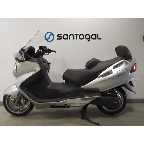 Suzuki BURGMAN AN 650