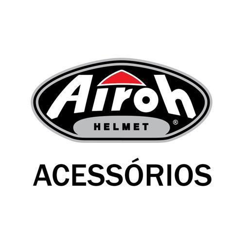 AIROH Viseira Espelhada GOLD Airoh MOVEMENT/STORM