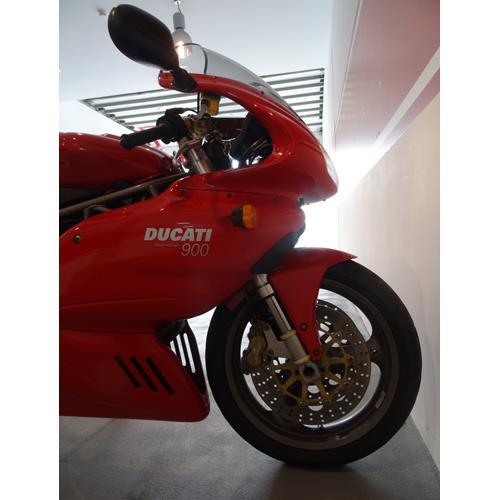 Ducati SS 900