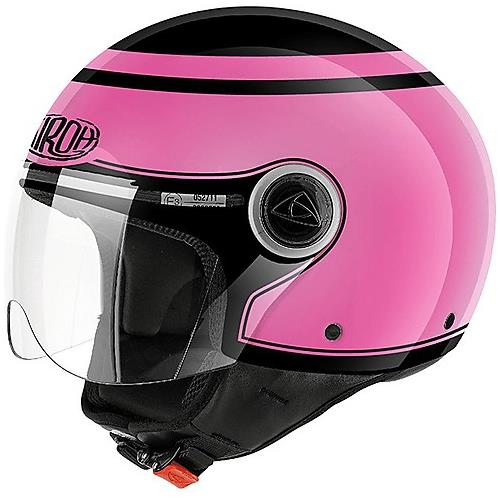 AIROH Capacete COMPACT PRO BEEZE Rosa AIROH