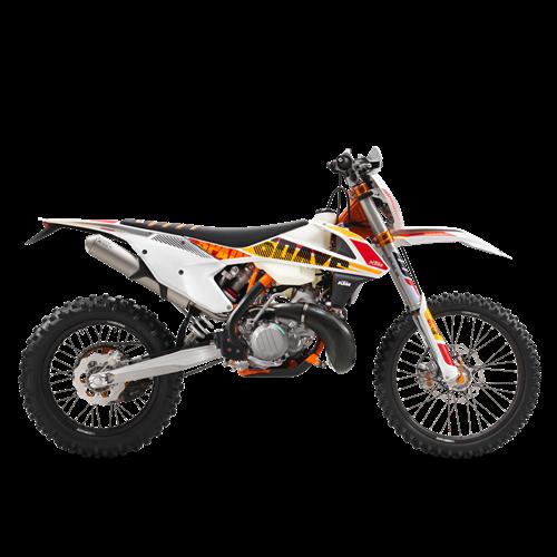 KTM 250 EXC SIX DAYS