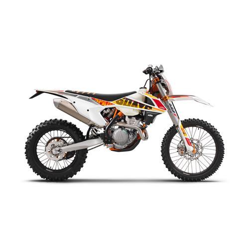 KTM 250 EXC‑F SIX DAYS