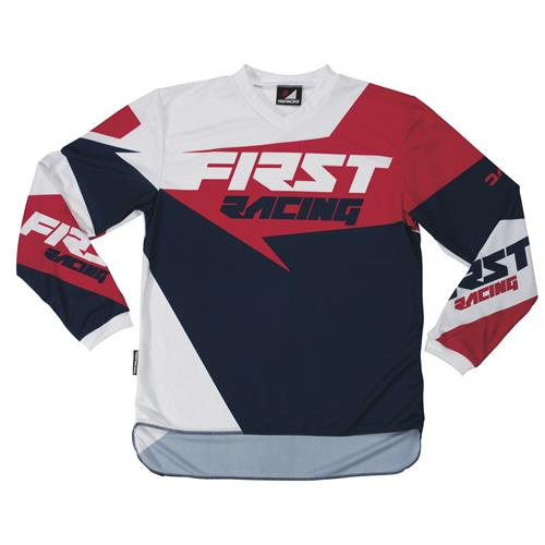 FIRST RACING Camisola Criança DATA HEXAGON 6 Anos 2017