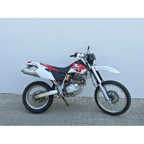 Yamaha TT-R 600
