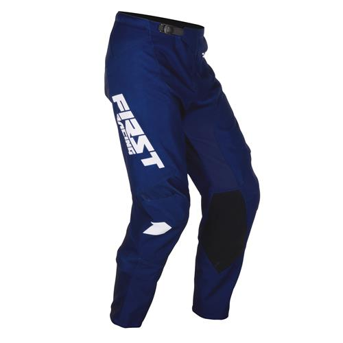 FIRST RACING Calça DATA Navy 2018