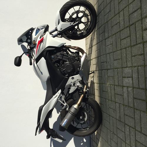 Honda CBF CB 500 F