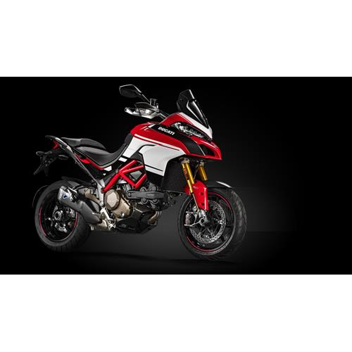 Ducati Multistrada 1200 Pike Peak