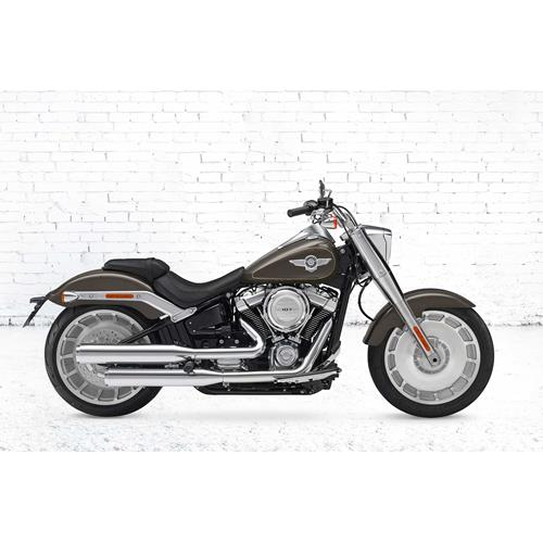 Harley Davidson Fat Boy 114