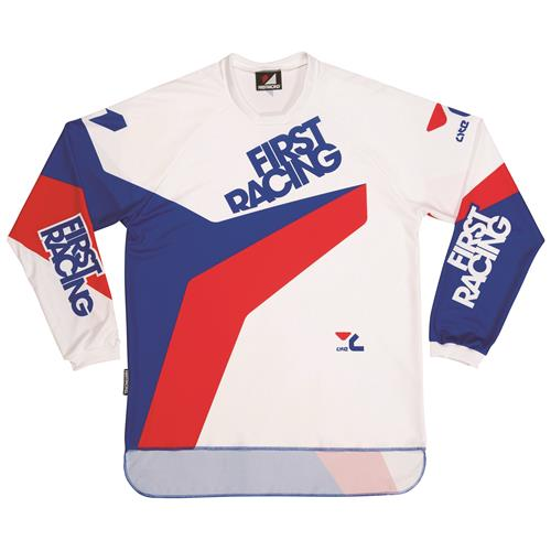 FIRST RACING Camisola LITE Hexagon 2016