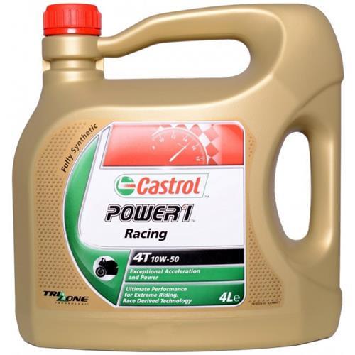 CASTROL Power 1 Racing 4T 10W-50 Garrafa 4 Litros