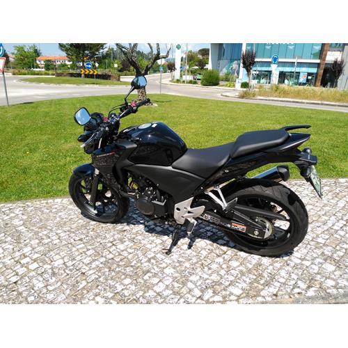 Honda CB CB500F