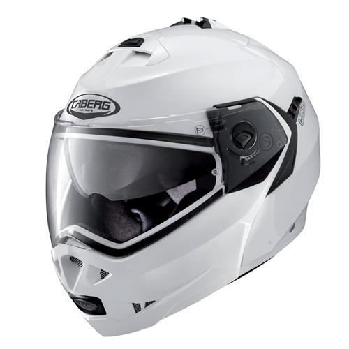 CABERG Capacete DUKE II Branco C/ Pinlock  Caberg