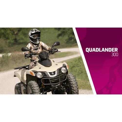 Sym Quadlander 300