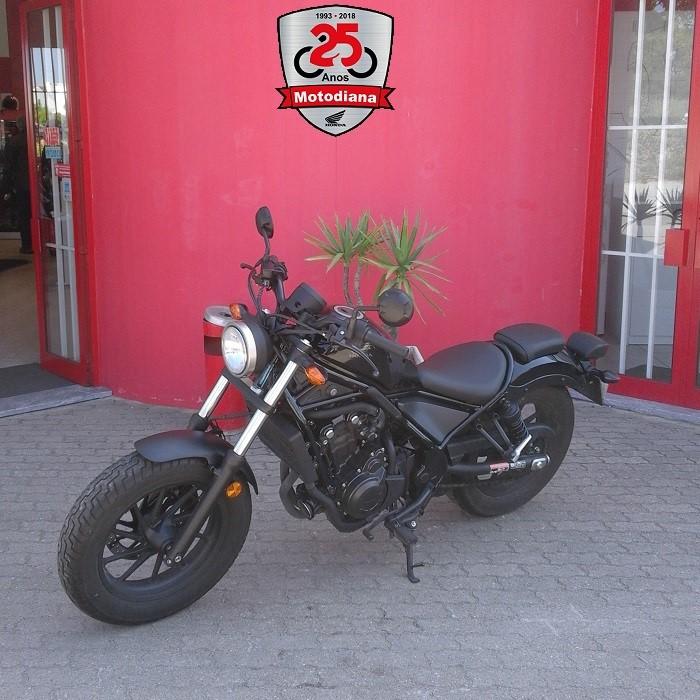 Honda Cmx 500 Motorcycle Test: Moto Usada Preço € 5.500 - P20016