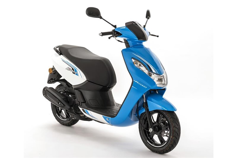 peugeot kisbee 50 2t sportline scooter scooter 2 tempos andar de moto. Black Bedroom Furniture Sets. Home Design Ideas