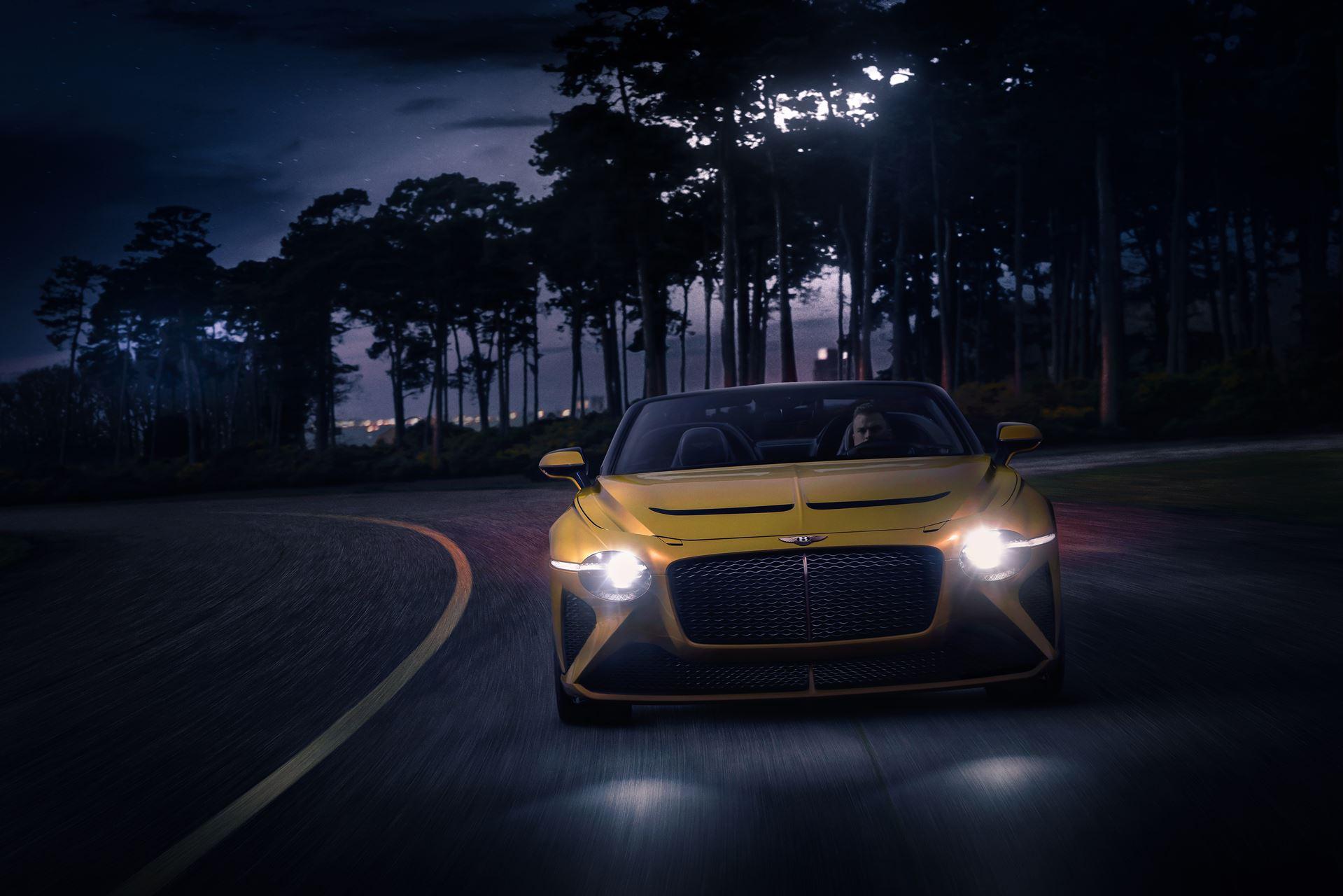 Bentley Criou Car Zero Para O Programa De Testes Do Mulliner Bacalar Serao Construidas Artesanalmente 12 Unidades Ja Vendidas Auto News Mercado Automovel E Novidades Auto News