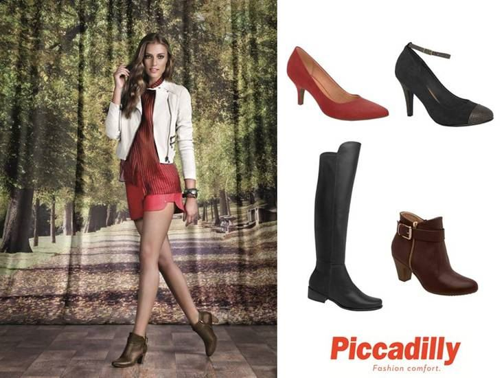 b00b3d546 Conforto é a nova moda com a Piccadilly - Fashion - Moda - Cardápio