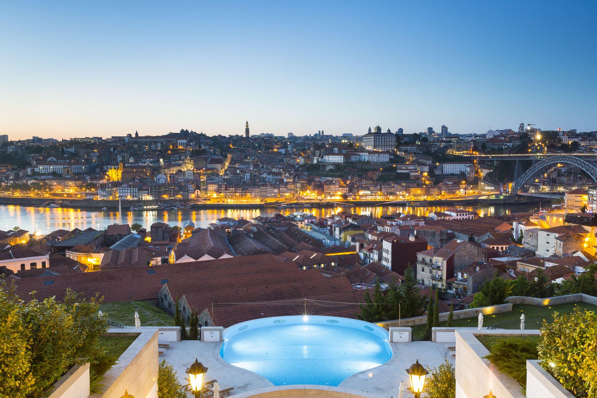 Conde Nast Traveler Best Hotel In Lisbon
