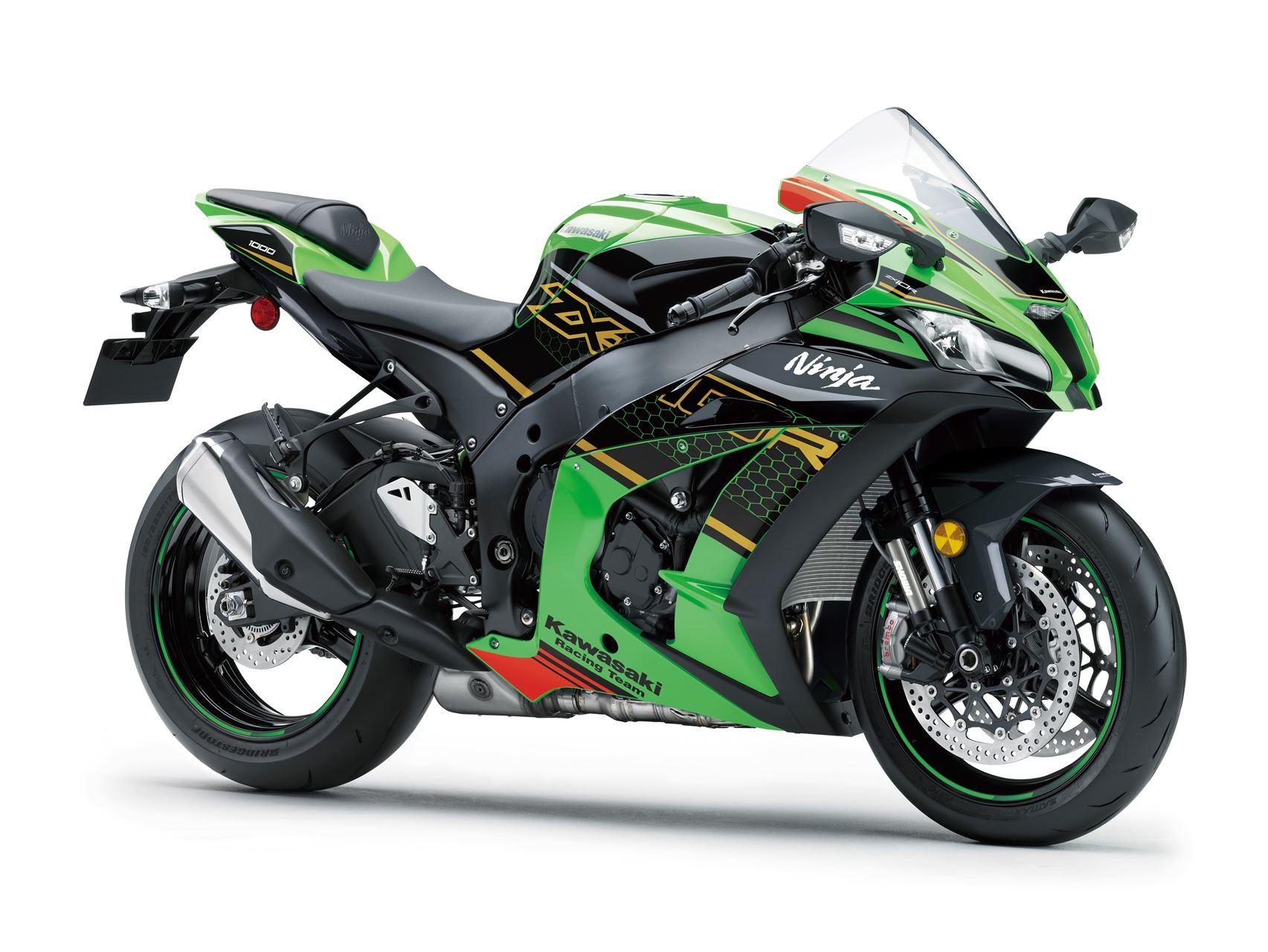 Kawasaki Apresenta Novas Cores De Varios Modelos Para 2020 Motonews Andar De Moto Brasil