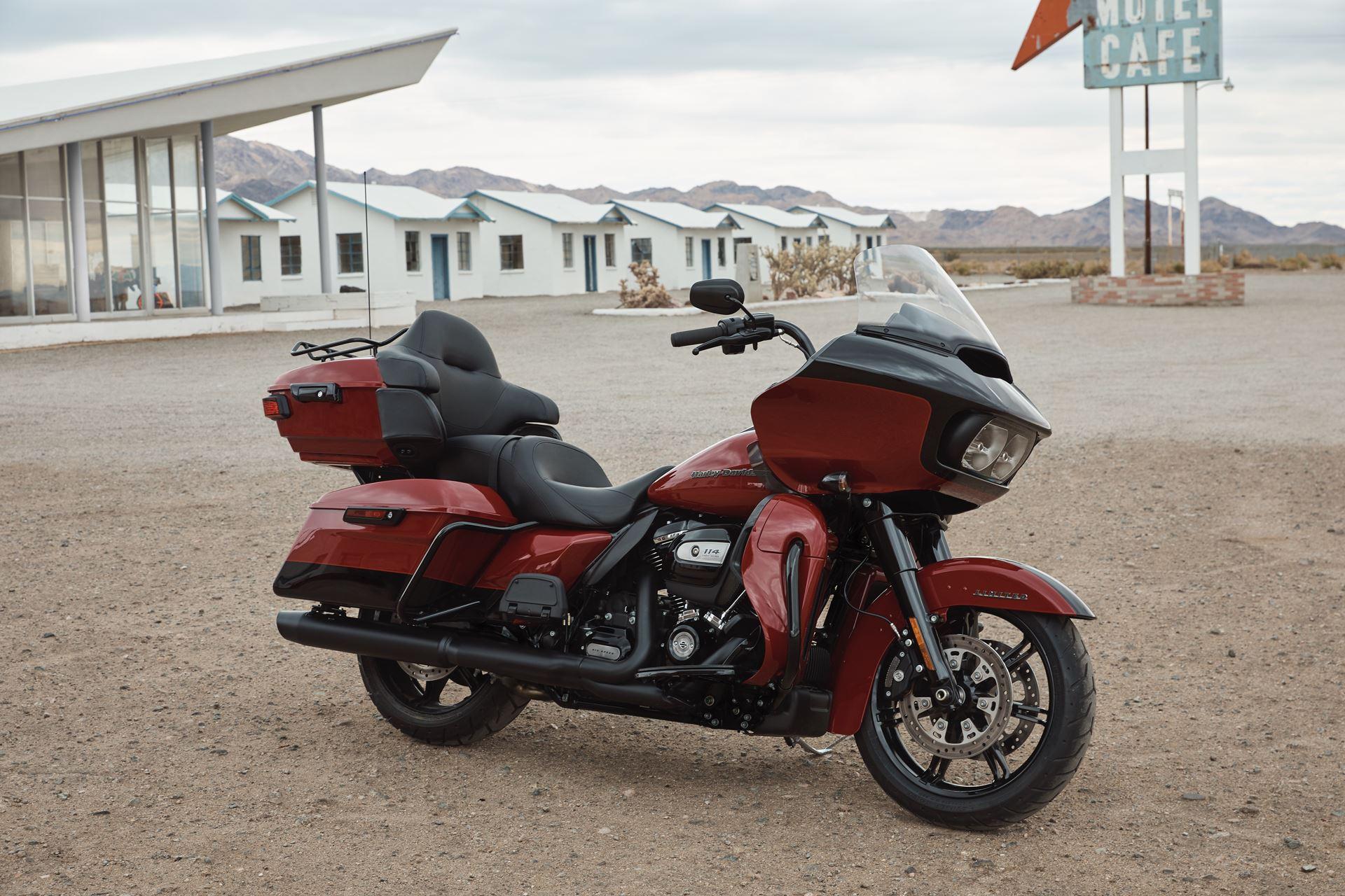 Primeiras novidades Harley-Davidson 2020 apresentadas ...