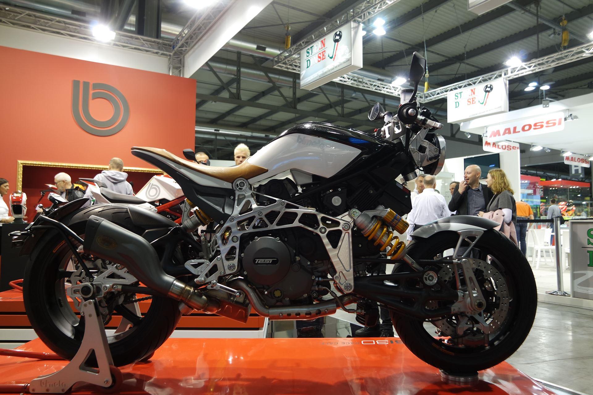 Bimotas supercharged Testastretta-power   Visordown