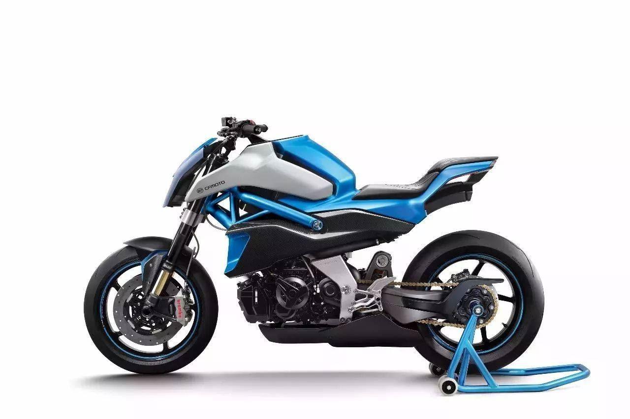 CF Moto prepara-se para lançar uma naked V-twin de 1000 cc - MotoNews - Andar de Moto Brasil