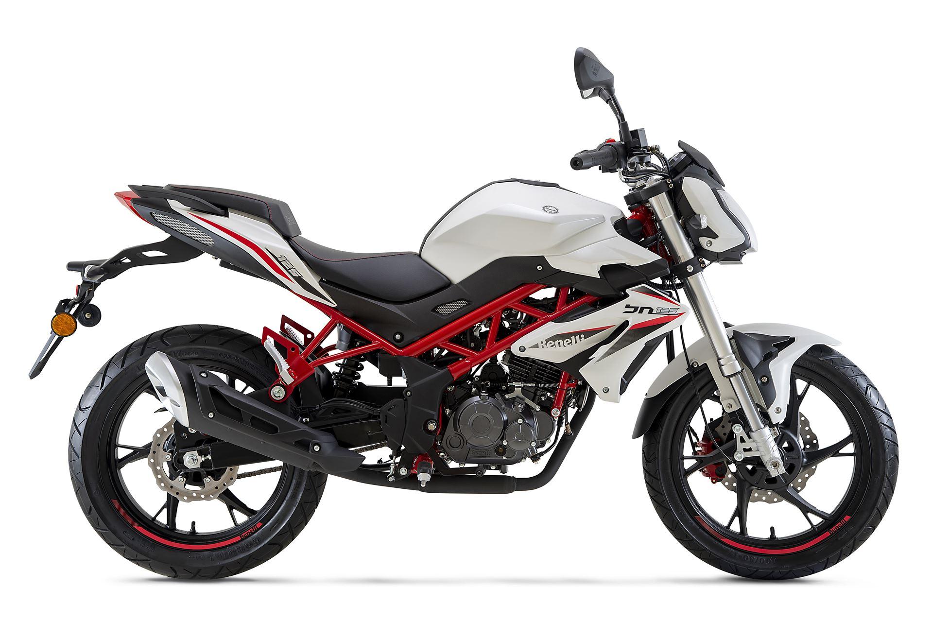 Benelli BN 125 (2020) | Nowy Motocykl | Sklep - MotoLand