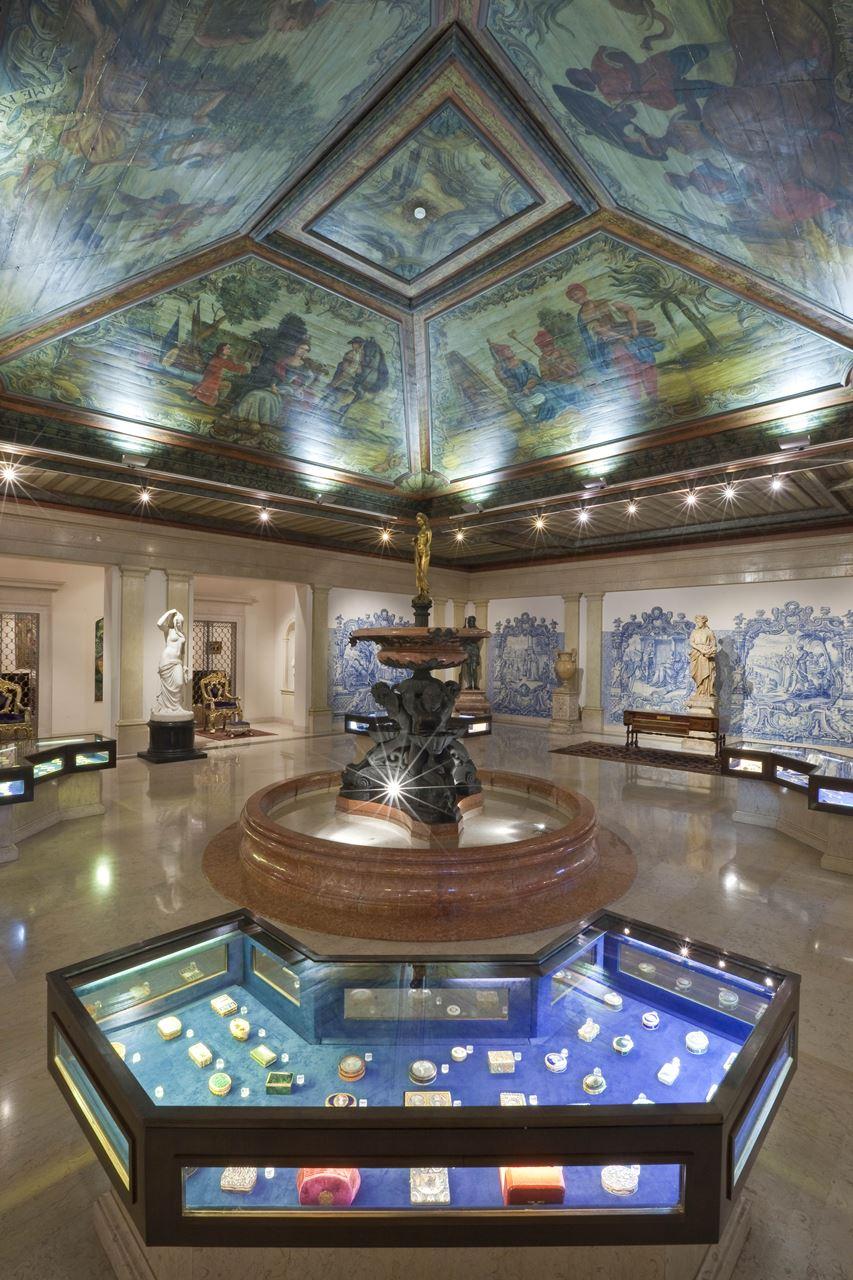 ab89dfe88d9 Sala do Lago Foto 6 de 7. Fachada da Casa-Museu Medeiros e Almeida