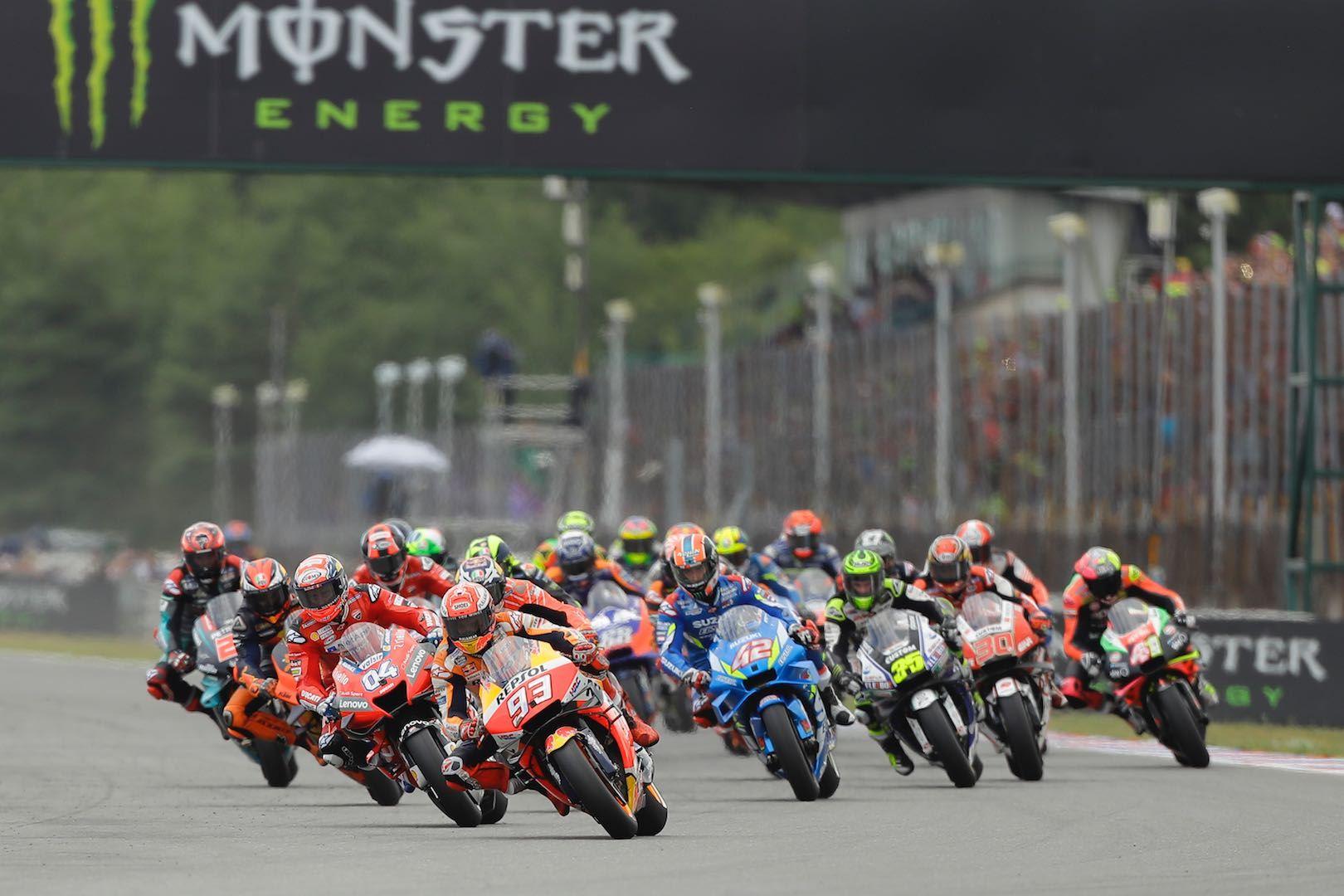 Calendario Moto 2020.Motogp Calendario Provisorio De 2020 Com Vinte Grandes