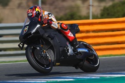 MotoGP – Aprilia, Honda e KTM testam em Jerez