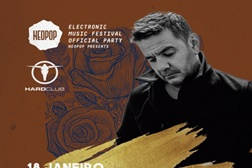 Neopop presents... Laurent Garnier no Hard Club Porto