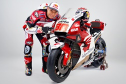 MotoGP – Apresentação da equipa LCR Honda Idemitsu de Takaaki Nakagami