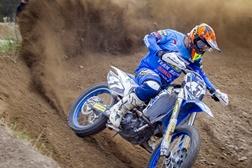 Luis Outeiro é o novo líder do Campeonato Nacional de Motocross