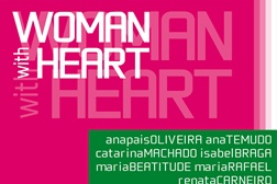 "Exposição ""Woman With Heart"" na DaVinci Art Gallery"