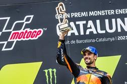 MotoGP 2021 – A vitória de Miguel Oliveira contada em fotos