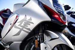 Suzuki Portugal anuncia preço da nova GSX1300R Hayabusa