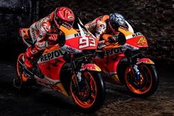MotoGP – Apresentação da equipa Repsol Honda