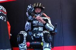MotoGP – Aleix Espargaró o mais rápido no segundo dia de testes em Jerez