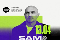 Neopop presents Sam Paganini no Hard Club
