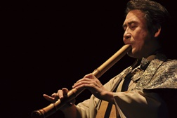 Mestres do Shakuhachi atuam no Museu do Oriente - Festival Europeu de Shakuhachi