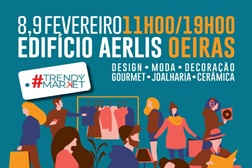 #Trendy Market: O novo Pop Up Market de Oeiras