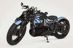 Curtiss Motorcycles The One – Uma cruiser elétrica ao estilo steampunk