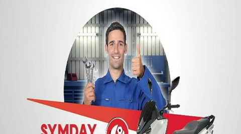 SYM DAY - Checkup gratuito