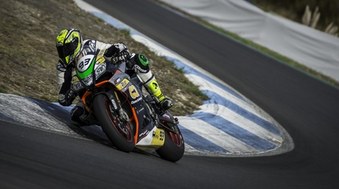 Eni Aprilia Portugal Racing Team Prepara 2020