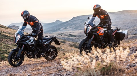 Campanha Financiamento - KTM 1290 Super Adventure S