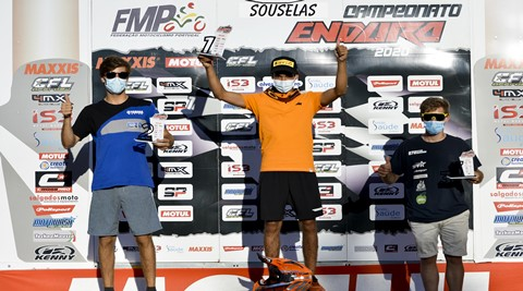 Última prova do Team Caismotor no Nacional de Enduro