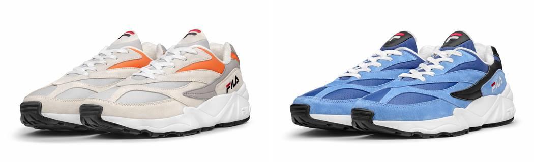 """FILA apresenta a edição limitada """"Italy Pack"""" do modelo V94M"""