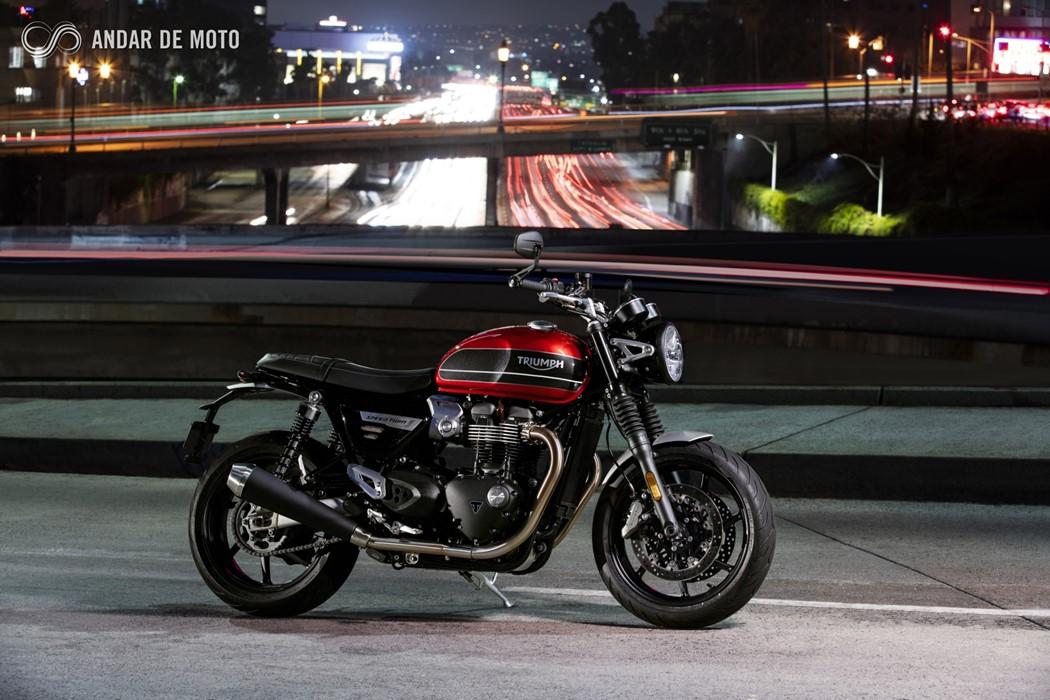 Apresentacao Oficial Da Triumph Bonneville Speed Twin Triumph Noticias Andar De Moto